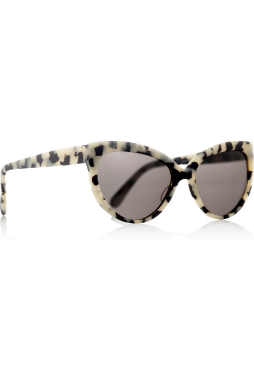 Prism Portofino Cat Eye Matte-acetate Sunglasses