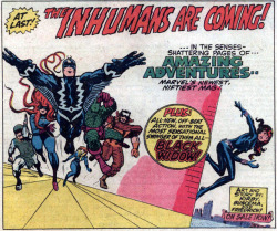 At last! The Inhumans are coming!