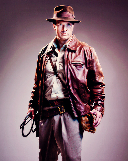 "eddplant:   ""I think every actor I know wants their action-adventure hero, their Indiana Jones.""  [x]  REBOOT REBOOT REBOOT REBOOT   No I so called dibs on doing the reboot."