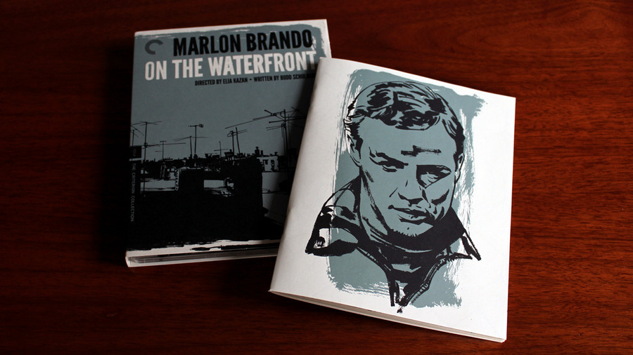On The Waterfront. On Criterion Blu-ray and DVD 2/19!