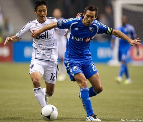 Prediction Post: Whitecaps vs Impact YP Lee and Davy Arnaud (Courtesy of Ca.Sports.Yahoo.com) Notable Stats  MLS Games: 1  Wins: 1  Draws: 0 View Post