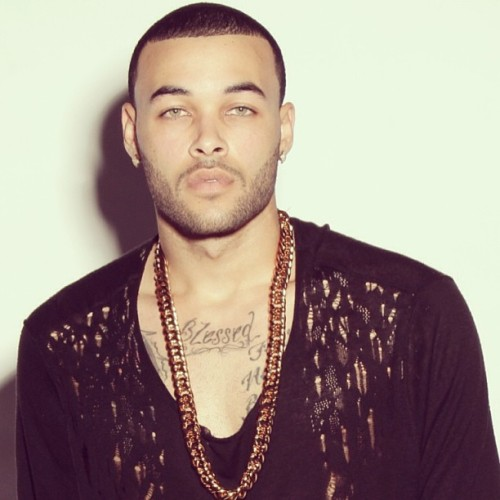 donbenjamin:  #TBT shoot with @kemwest for @lacebytanaya #goldChain #DonBenjamin #antmcycle20