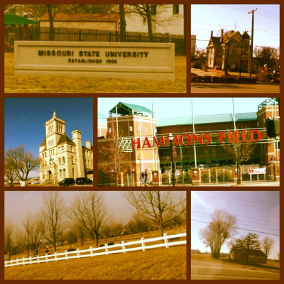An amazing trip to Springfield, Missouri. Cold as well, but this city had some of the nicest people! New client AT&T is amazing! Ate at Flame Steakhouse alone and will comeback for more! And holy COWs and farming galore. Miami is too much sometimes. It's nice to get away from that big city. Next things to do: Fantastic Caverns, Springfield Brewery, Route 66 birthplace, trail of tears. MSU kids rock!