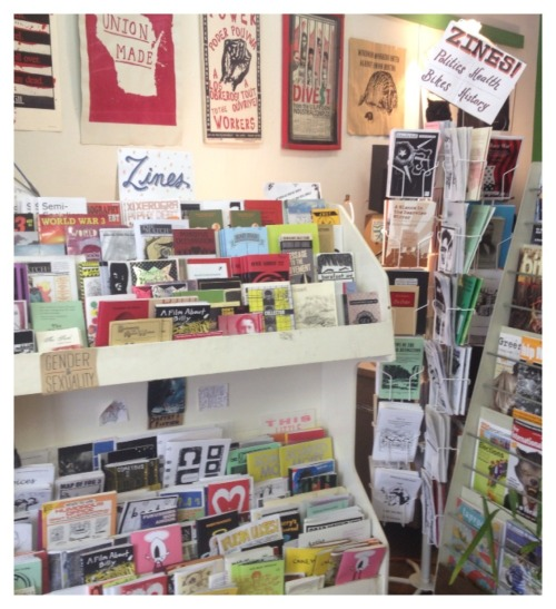 zinemobile:  rainbow bookstore cooperative, madison, wisconsin