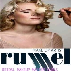 BOOK NOW - RUMEL BRIDAL MAKEUP MASTER CLASS - SATURDAY 16TH FEBRUARY FOR JUST £70 by emailing makeup@ru-mel.com and for more info.