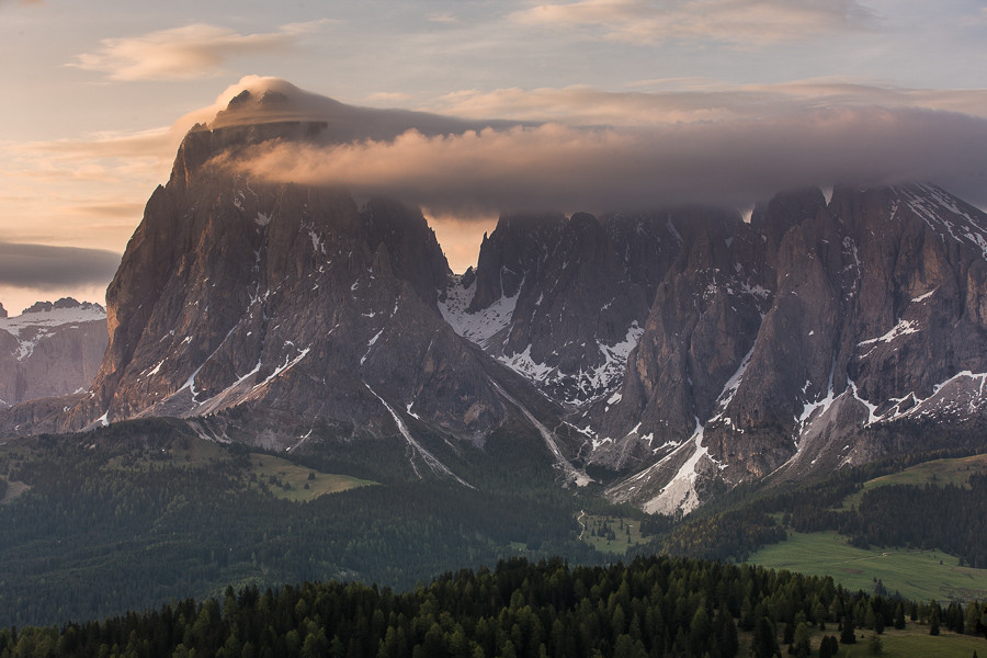 handa:  500px: - Morning in the Dolomites by Hans Kruse