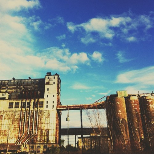 OLD FACTORY (at Vieux-Port de Montréal / Old Port of Montreal)