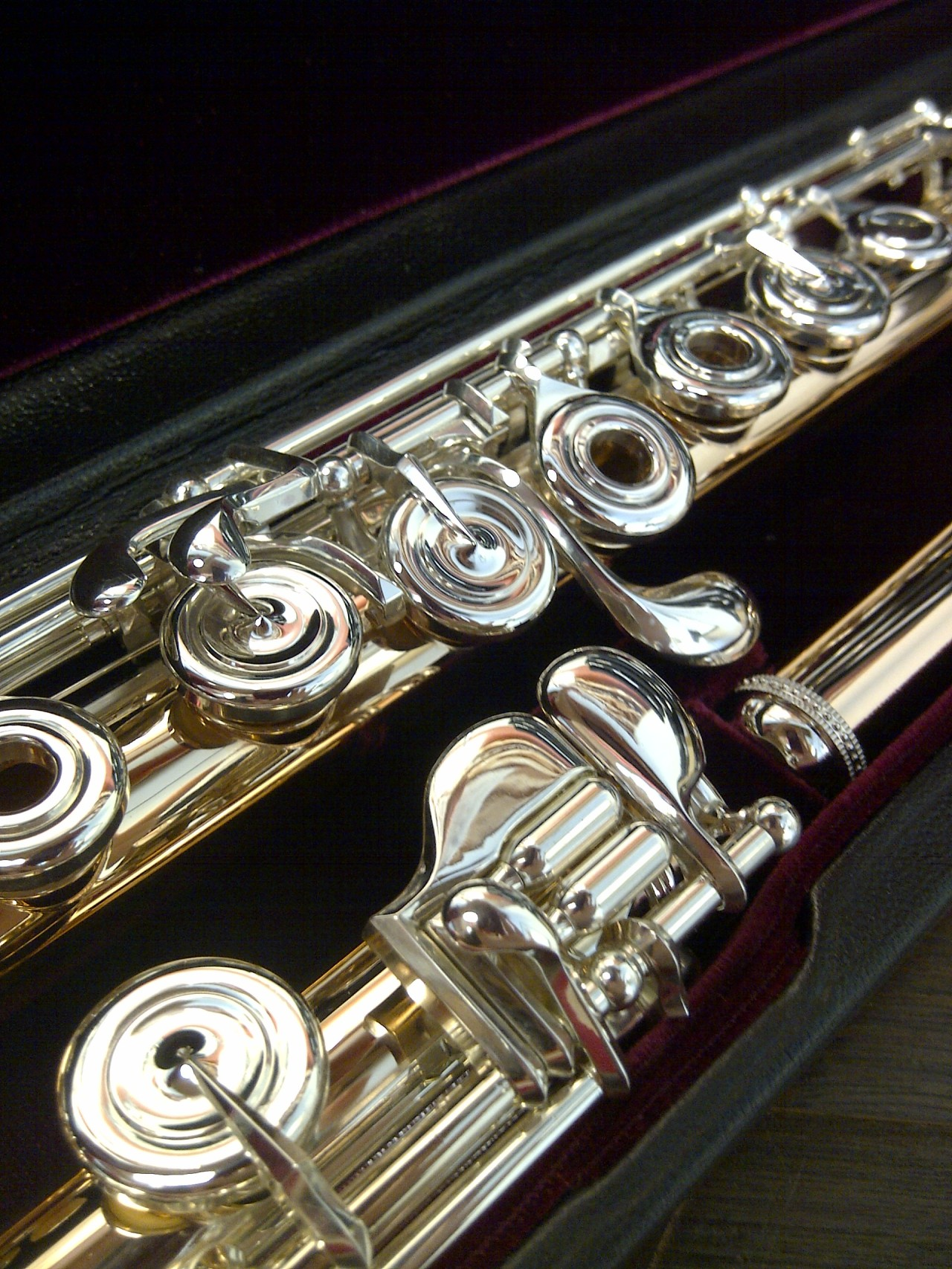 Question of the day: Each Powell flute is engraved with the logo in three different places — do you know where they are? We'll reveal the answer tomorrow, so there is plenty of time to answer!