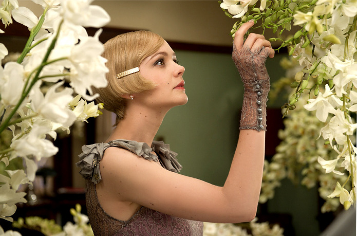 Carey Mulligan evokes Jazz Age glamour in Tiffany diamond jewelry created exclusively for Baz Luhrmann's film The Great Gatsby in collaboration with Catherine Martin.  Discover our exclusive jewelry inspired by the film.