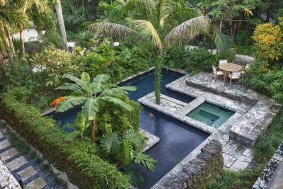 Bali Hai private oasis in Coconut Grove