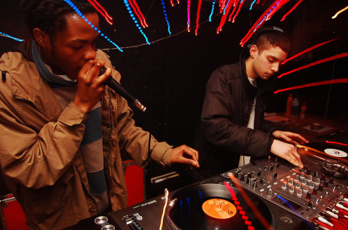 nprmusic:  From garage to techno to house and bass music, get some oonce oonce into your day with our Top 10 Electronic Dance Tracks of 2012. Photo: square eyes/Flickr