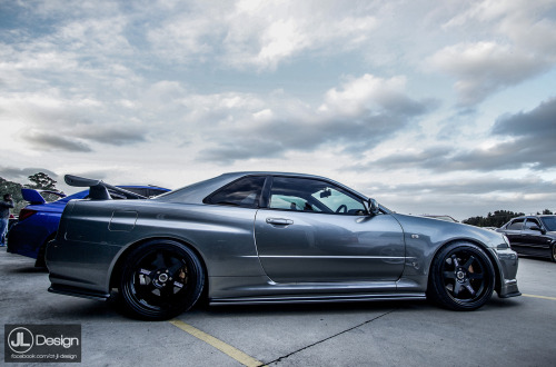 jdmlifestyle:  Godzilla!!!!! Photo By: JL Design