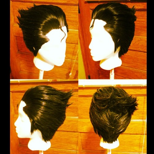 Can't wait to get my hand on this wig!! #Korra #LoK #Bolin #wigs #cosplay
