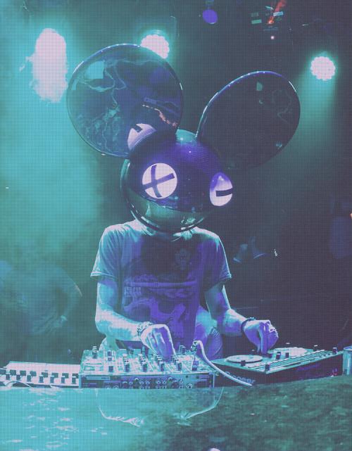 Deadmau5 | Unknown Photographer