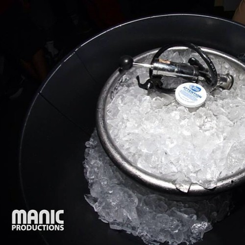 #kegs are always a sure sign of a Good Time #manicproductions behind the scenes of my Video Shoot