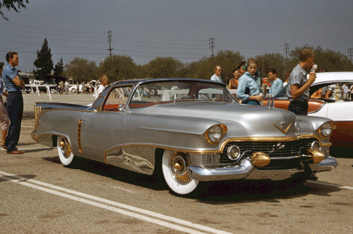1953 Cadillac LeMans Concept car, modified further by Barris Kustom Autos