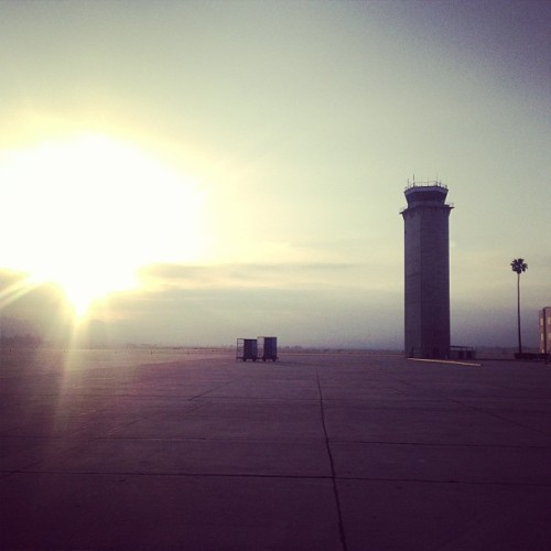 God damn it's a beautiful morning. (at San Bernardino International Airport (SBD))