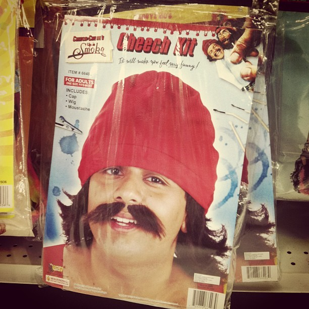 """Cheech kit""…. I wonder if it comes with papers?"