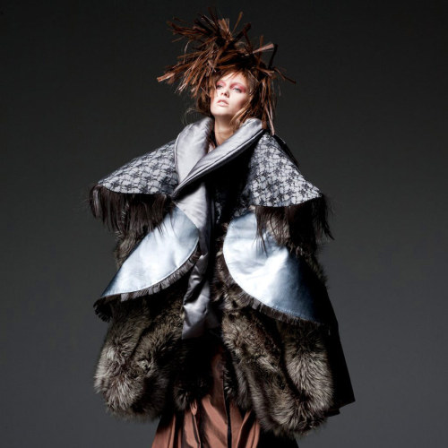 Takashi Nishiyama – 4th Mango Fashion Awards Finalist Collection #Weird