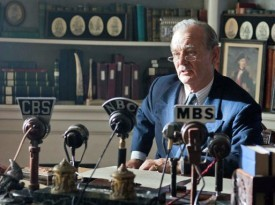 "Bill Murray's take on Franklin Roosevelt, touted for Oscar contention, is leading the weekend specialty-box-office offerings this week, along with the last film of the late Oscar winner Ernest Borgnine, a high-flying 3D rush from Red Bull and a wedding pic featuring ""Downton Abbey"" star Elizabeth McGovern.  Brian Brooks has a rundown on all the small movies of the weekend here: http://www.deadline.com/2012/12/indie-films-hyde-park-on-hudson-in-our-nature-the-art-of-flight-3d-ernest-borgnine-elizabeth-mcgovern/"