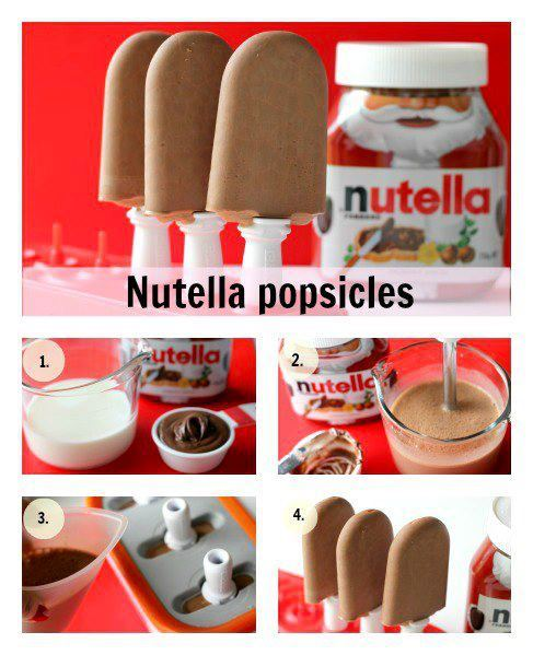 Helados de Nutella mysexyenglishlord: So I just saw this on my Facebook feed. Want.