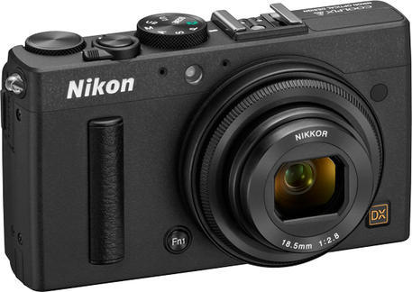 """The Nikon COOLPIX A Digital Camera is a 16.2MP advanced point-and-shoot camera with a DX-format (APS-C) CMOS sensor, which is the sensor format utilized on many Nikon DSLR cameras. This handsome camera with a slightly retro style looks to be a real breakthrough for Nikon, with its compact form and large-camera sensor.""  READ MORE about Nikon's latest releases on BH inDepth"