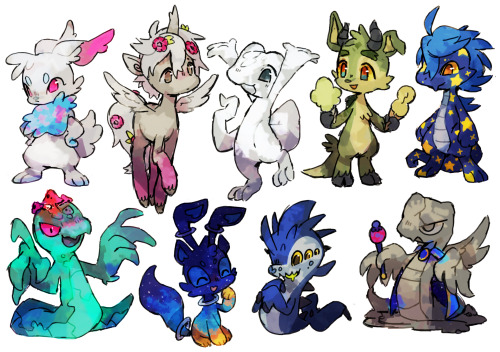 exty:  arrghhh big wip of a bunch of my neopets