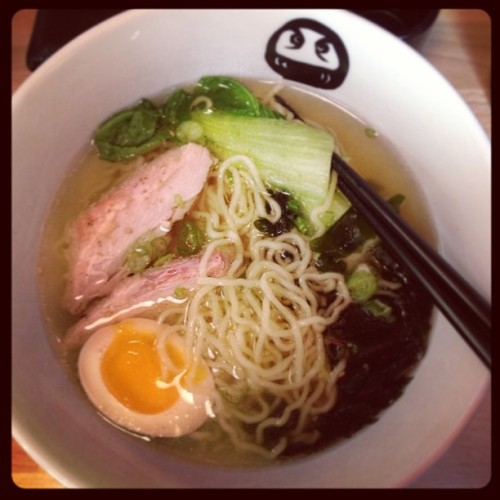 #ramen #lunch #Japanese #austin #tx  (at Daruma Ramen)