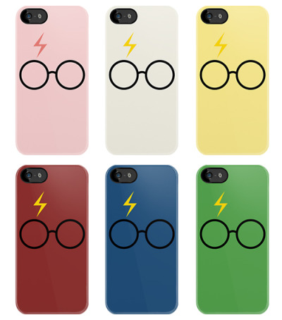Harry Potter Minimalist iPhone/iPod Cases (x)