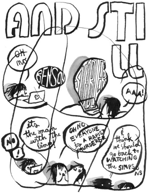 mutantfunnies:  Important Comics by Dina Kelberman.