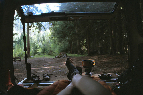 fuck-yeahcamping:  untitled by Jocelyn Catterson on Flickr.