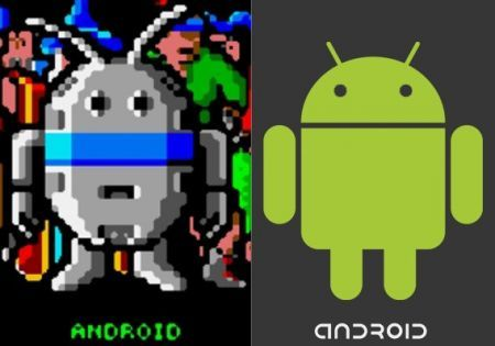 #SabíasQue el logo de Android viene del juego Gauntlet Third Encounter?