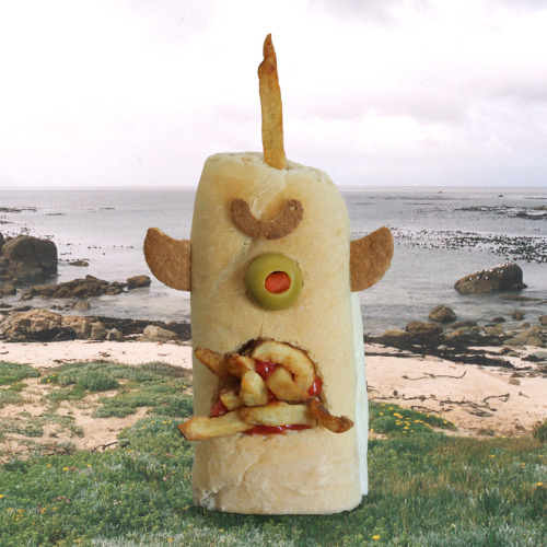 sandwichmonsters:  Fryclops