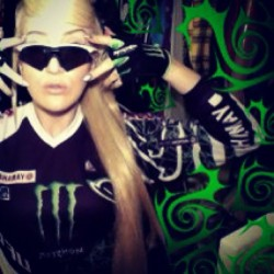 READY TO RUMBLE #Monster #motocross #Oakley #cyberwave #alexisattire #alien