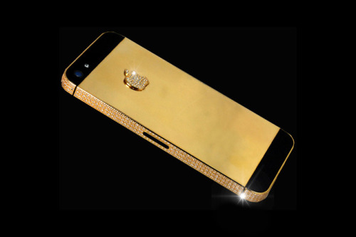 wetheurban:  #DESIGN: THE $15,000,000 IPHONE As if the iPhone wasn't already costly enough, an anonymous Hong Kong business commissioned exclusive and elite gadget company Stuart Hughes of Liverpool to create an iPhone valued at approximately (oh yeah, you read it right) $15 million USD.   Read More