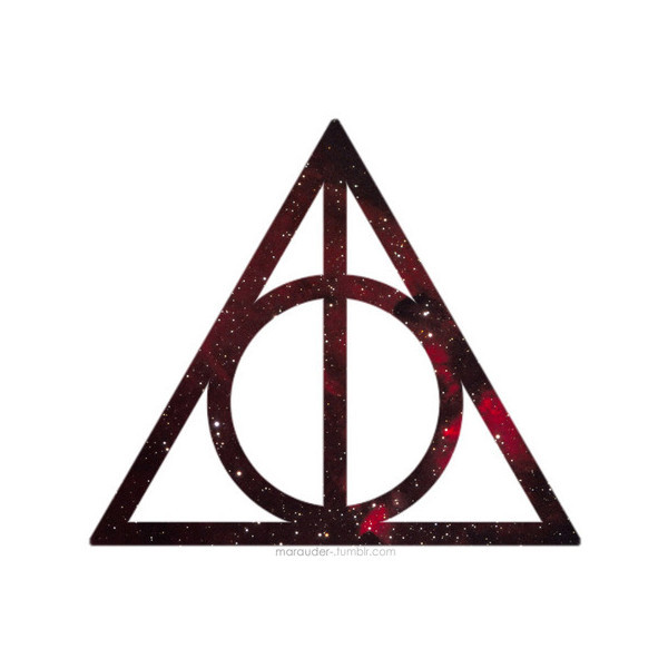 f4sh10n4bl3:  harry potter and the deathly hallows ❤ liked on Polyvore  OH MY GOD STOP.<3