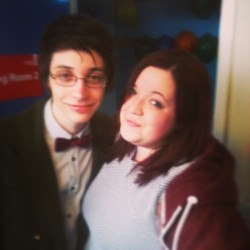 Gonna miss my Dr ;) #Scott #DrWho #LastDay