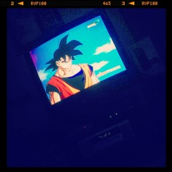 Didn't go to the movies today so I guess I'll just watch some #dbz movies