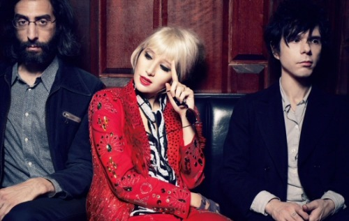 Music Tuesday brings you Yeah Yeah Yeahs, The Sign of Four, Grandchildren, Destination Anywhere, Rustie, Para One, Ancient Astronauts & TNGHT.