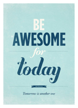 betype:  Be awesome