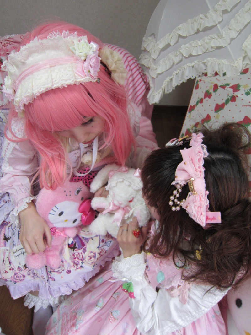lolitahime:  pinkynattsu in Decoration Dream
