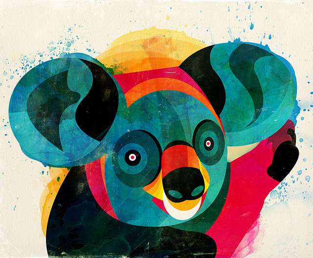 koala v2 by alvaro tapia hidalgo on Flickr.