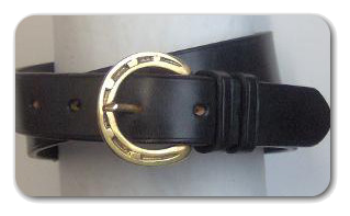 Lincoln Leather Belt http://www.oaksidebelts.co.uk/lincoln.php