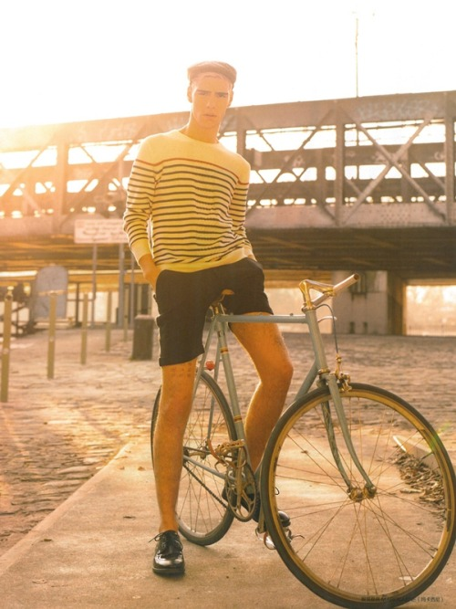 mensfashionworld:  Jonathan Bauer-Hayden by LingYuan Yu for FHM Collection China