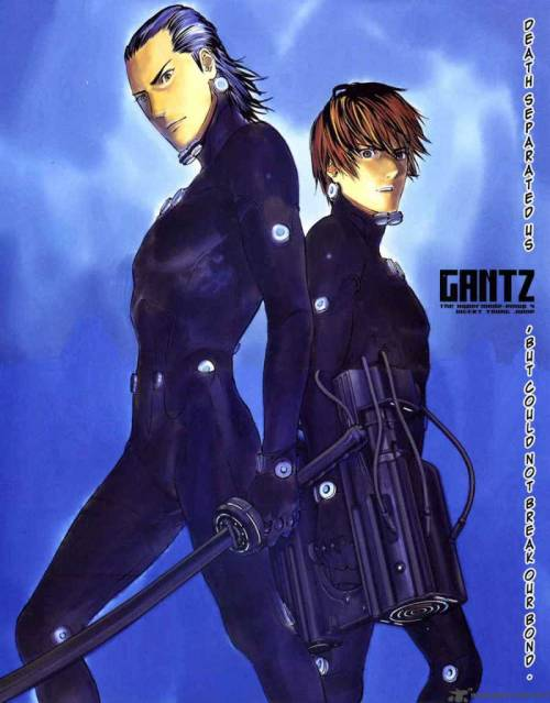 Kei Kurono (right) and Kato Masaru (left) the main protagonist