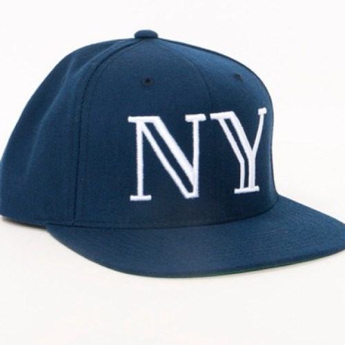 The navy #40oznyc #snapback is still in stock! www.dylsings.com - #dylsings #essential #musthave #streetfashion