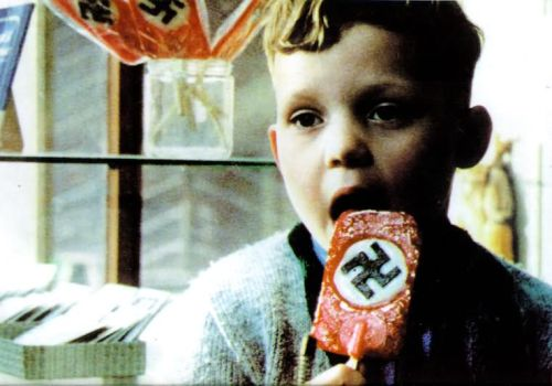 Kids love the real Nazi fruit flavor.