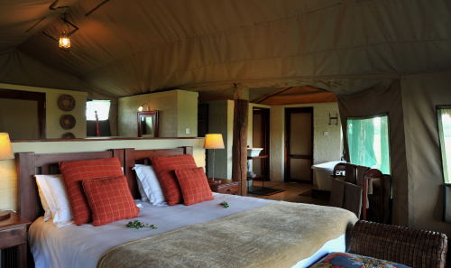 The Hide camp, Hwange game reserve,zimbabwe