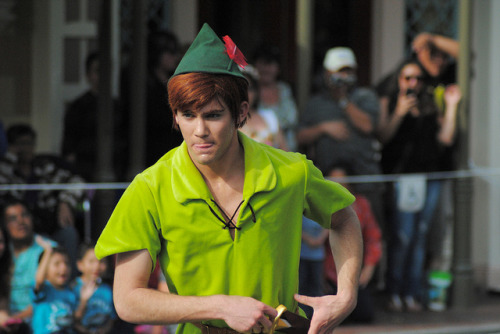 Soundsational - Peter Pan on Flickr.