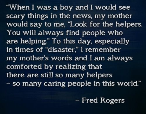 confrontingbabble-on:  Fred Rogers…